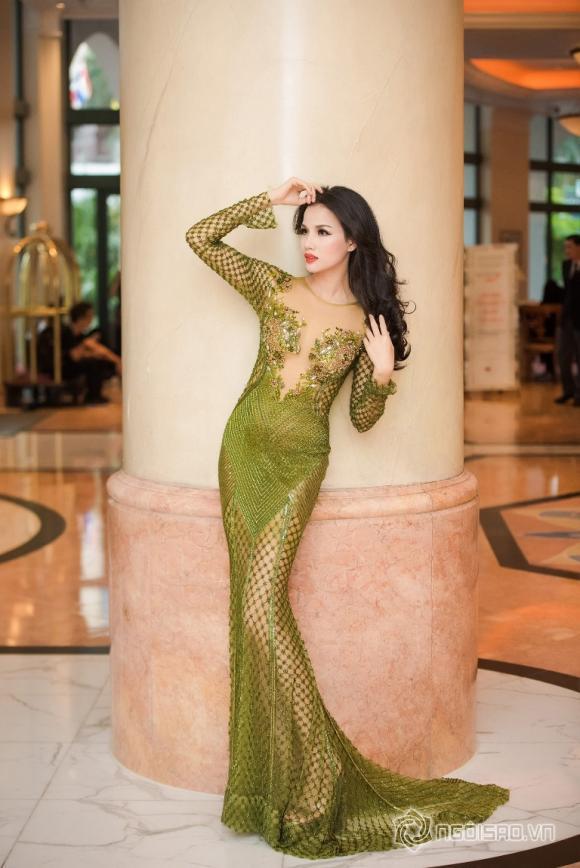 Bebe Phạm, thời trang Bebe Phạm, chồng Bebe Phạm, Dustin Nguyễn