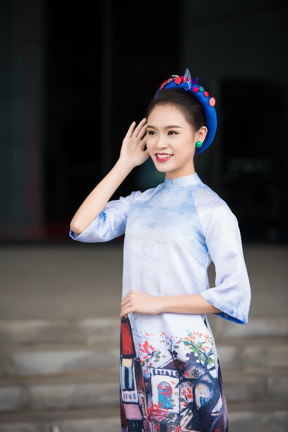 Người đẹp truyền thông,phùng ngọc bảo vân,hoa hậu việt nam 2016