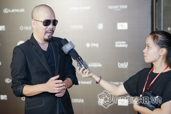 Nhà thiết kế đức hùng,đức hùng cực chất,Tuần lễ thời trang quốc tế Việt Nam