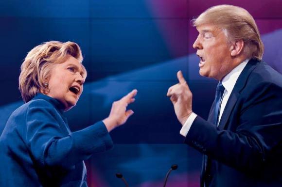tổng thống mỹ, bầu cử tổng thống mỹ, kết quả bầu cử tổng thống mỹ,  Hillary Clinton, Trump, Trump  làm tổng thống mỹ