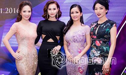 mỹ nhân Việt, đám cưới mỹ nhân Việt, diễn viên Ngọc Lan, Lã Thanh Huyền, Á hậu Diễm Trang, Phương Vy Idol, Tăng Thanh Hà