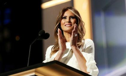 Đệ nhất Phu nhân Mỹ,  Melania Trump, hàng hiệu của Melania Trump