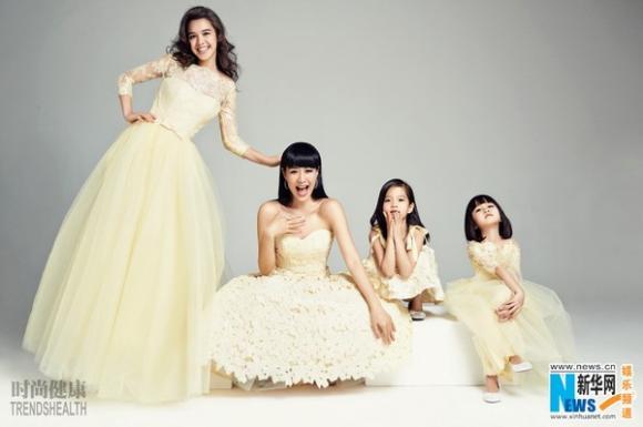 sao Hoa ngữ,sao nữ gốc Việt,Chung Lệ Đề,Trương Luân Thạc