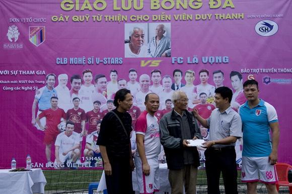 Diễn viên Duy Thanh, V-Stars Club, Như Thuần, Sao Việt
