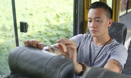 Hot boy nổi loạn, Lương Mạnh Hải, Hồ Vĩnh Khoa, Phương Thanh, Hiếu Hiền, Linh Sơn