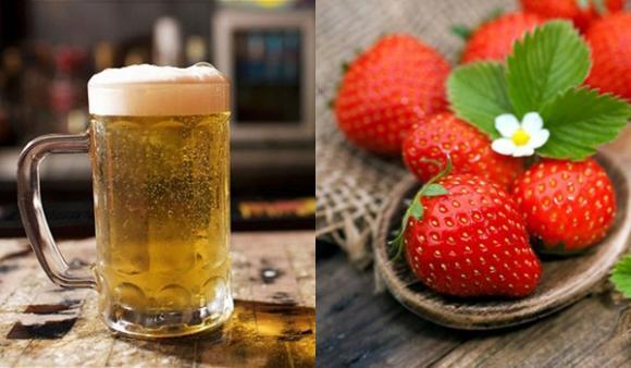 bia, làm đẹp từ bia, mặt nạ bia, mặt nạ làm đẹp từ bia