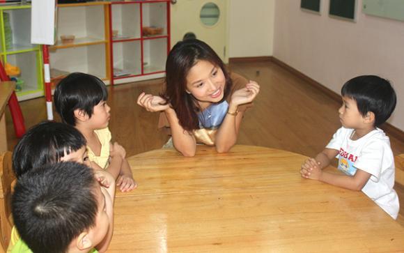 Sao Việt và những chia sẻ từ cương vị và trái tim của 1 người thầy  3