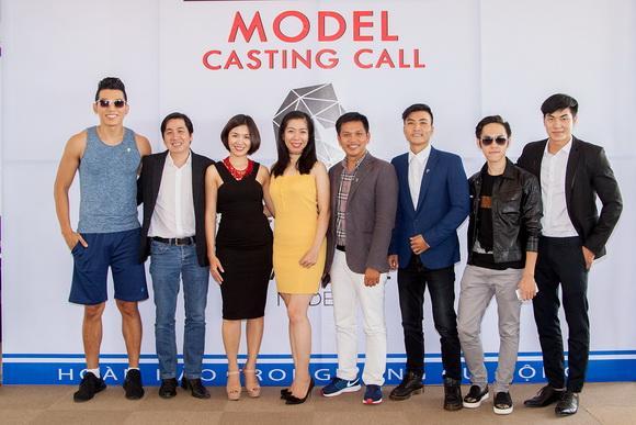 Ngọc Tình, Siêu mẫu Ngọc Tình, Seahorse Model Casting Call 2016
