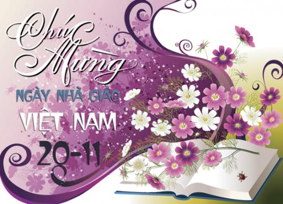 Lời chúc 20/11: Lời chúc hay và ý nghĩa dành tặng thầy cô ngày nhà giáo Việt Nam 20/11/2016