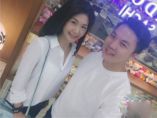 Chia tay Trương Thế Vinh, nữ cơ trưởng khoe bạn trai mới? 0