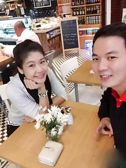 Chia tay Trương Thế Vinh, nữ cơ trưởng khoe bạn trai mới? 3