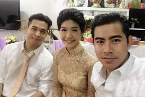 Chia tay Trương Thế Vinh, nữ cơ trưởng khoe bạn trai mới? 6
