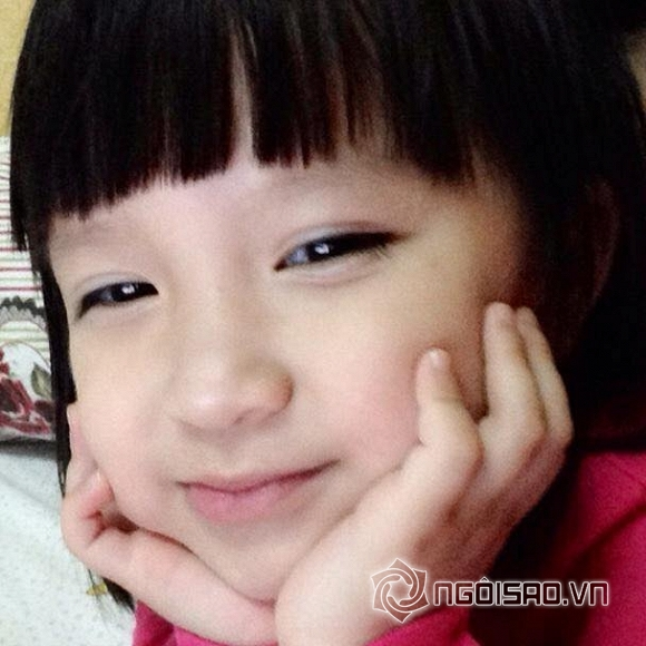 Ngoài con Ly Kute, con mới sinh của Kỳ Hân, Mạc Hồng Quân còn có một con gái nữa