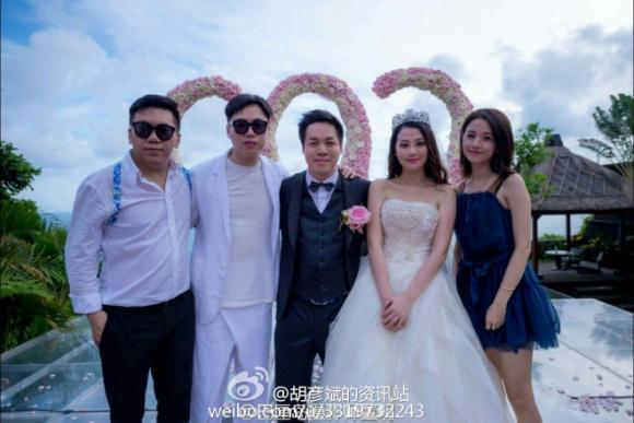 sao Hoa ngữ,Trịnh Sảng,Hồ Ngạn Bân,Trịnh Sảng kết hôn