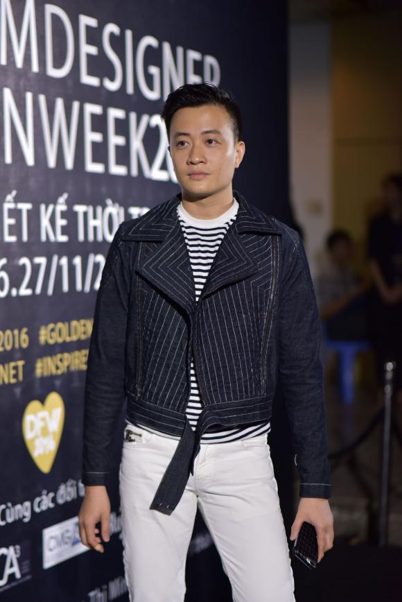 sao Việt, Vietnam Designer Fashion Week 2016, Lương Mạnh Hải, Tiêu Châu Như Quỳnh, Thúy Diễm, Hoa hậu Thùy Dung