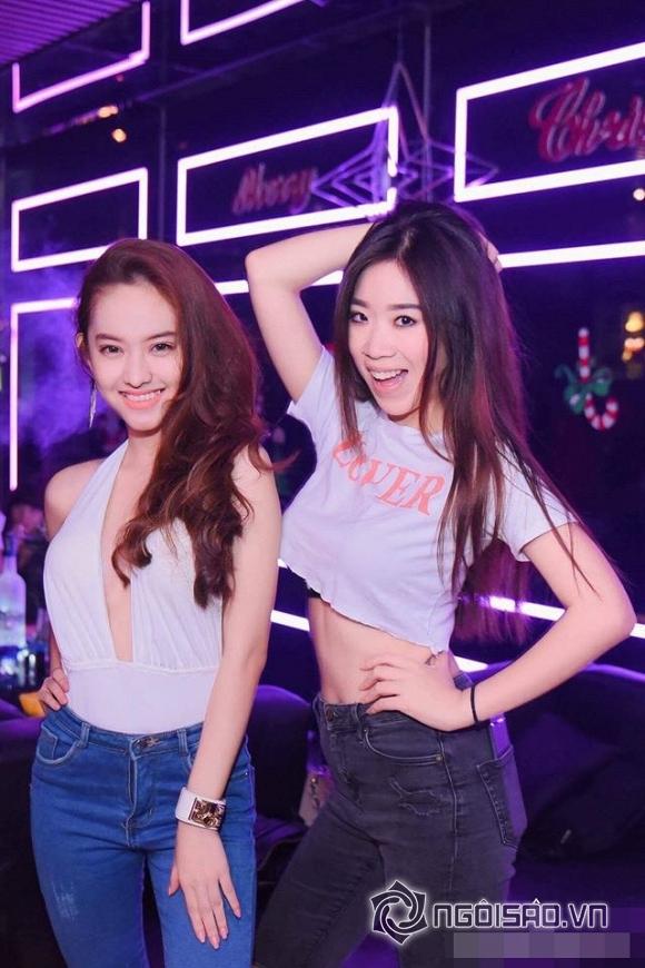 Hot girl và hot boy Việt 26/11: Bà Tưng chúc mừng Việt Nam vào bán kết AFF Cup 2016, Huyền Baby đi chơi cùng chồng con