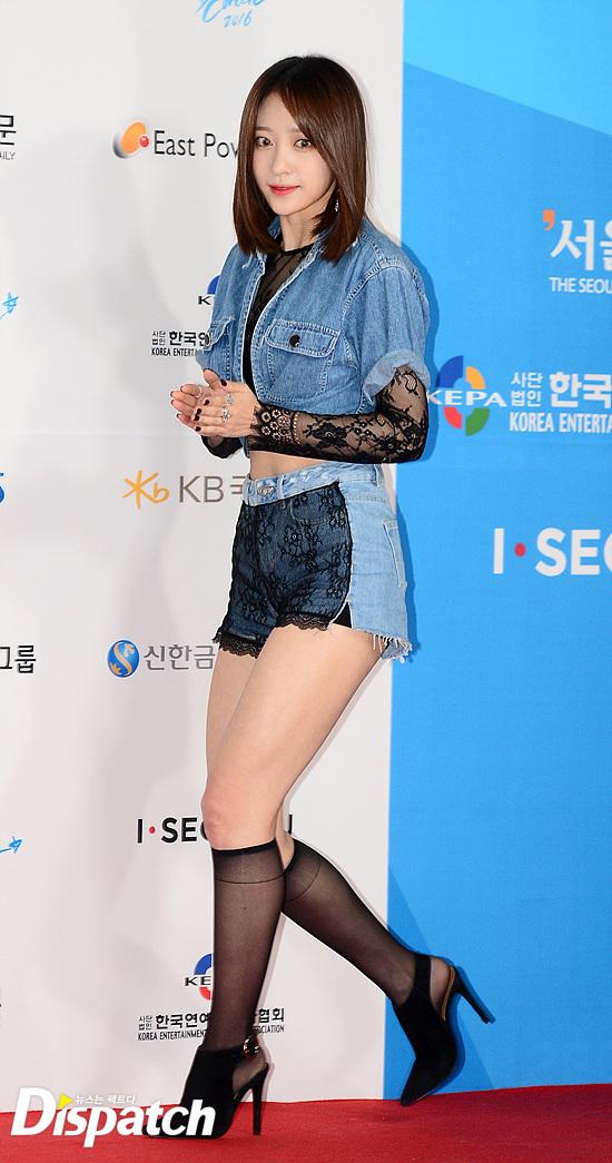 Dàn idol hot nhất Kpop khoe sắc trên thảm đỏ Dream Concert 2016 0