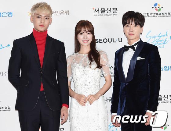 Dàn idol hot nhất Kpop khoe sắc trên thảm đỏ Dream Concert 2016 2