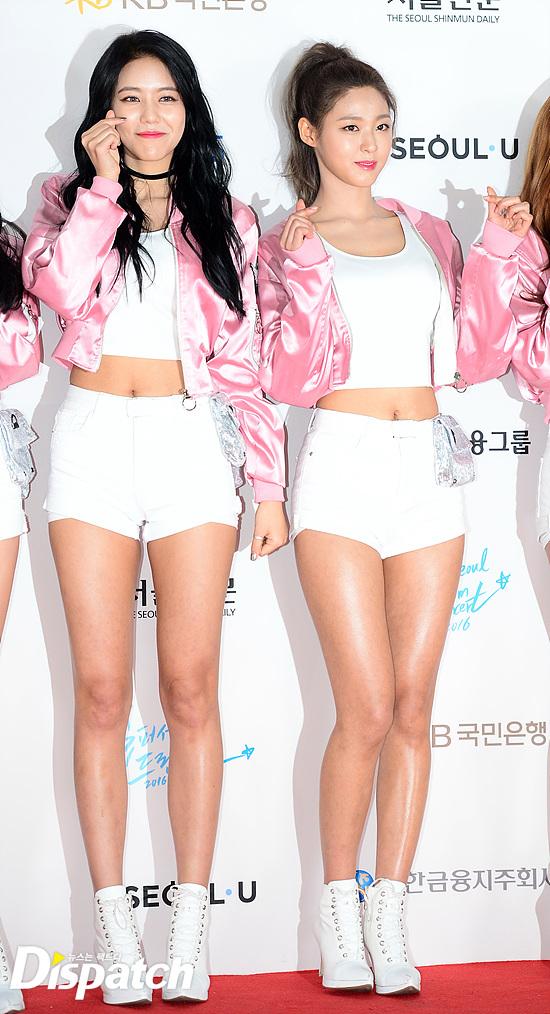 Dàn idol hot nhất Kpop khoe sắc trên thảm đỏ Dream Concert 2016 6