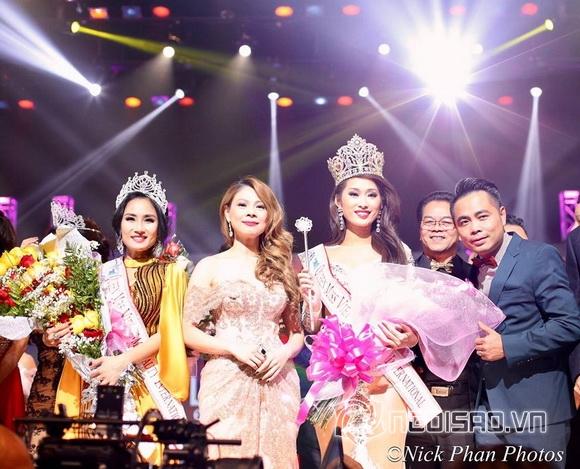 Queenie Quỳnh Thy, Nguyễn Quỳnh Thy, Vietnam beauty international