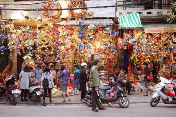 Giáng sinh 2016,địa điểm đón Giáng sinh,đón Giáng sinh ở Hà Nội,đón Giáng sinh ở Sài Gòn