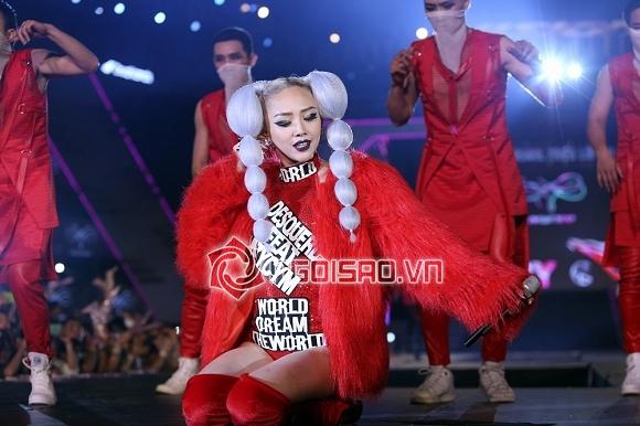 Noo Phước Thịnh, Tóc Tiên hát nhảy tưng bừng làm hàng nghìn fan phấn khích