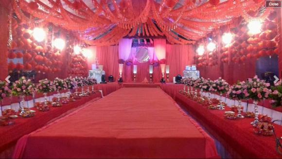 đám cưới, đám cưới to, đám cưới 2000 mâm cỗ, đám cưới 2000 mâm cỗ ở bắc kạn