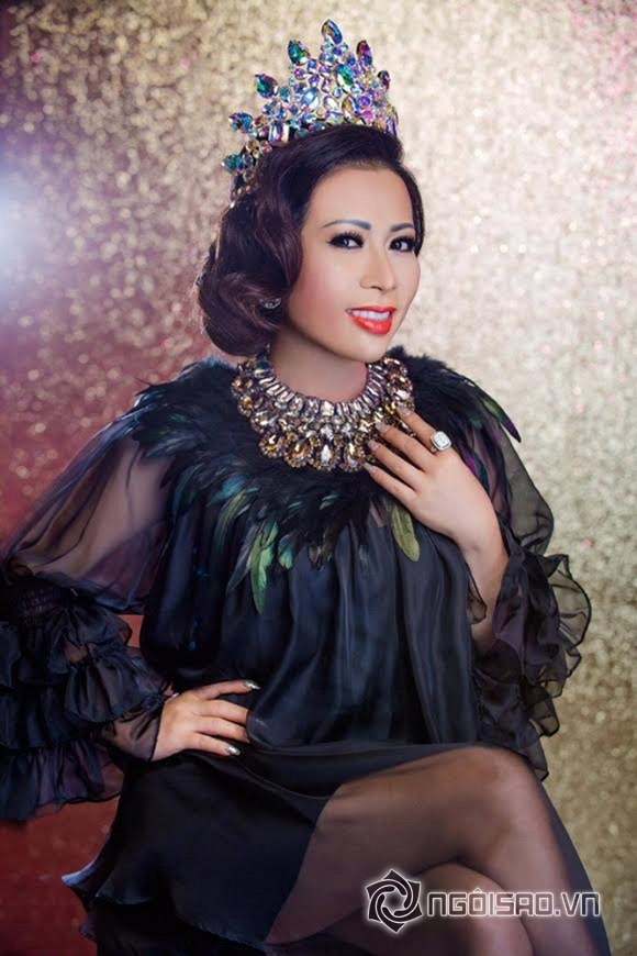Nguyễn Ngọc Quỳnh đăng quang ngôi vị Hoa hậu Ảnh tại cuộc thi Vietnam Beauty International Pageant
