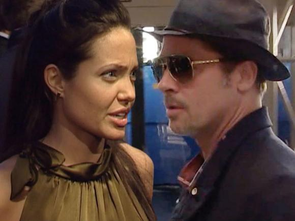 sao Hollywood,Brad Pitt,Angelina Jolie,Angelina Jolie ly hôn