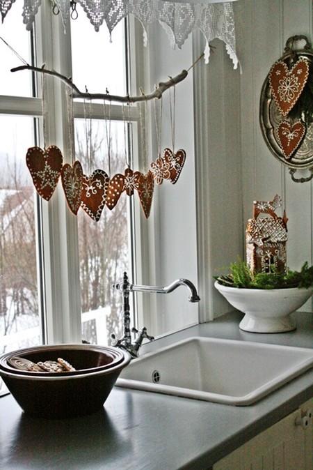 noel, giáng sinh 2016, trang trí noel, trang trí cửa xổ dịp dáng sinh, nhà giáng sinh