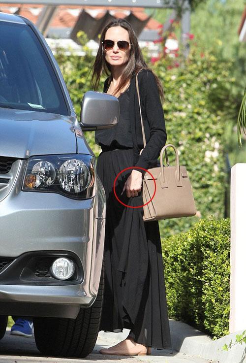 sao ngoại, Angelina Jolie, Angelina Jolie ly hôn, Angelina Jolie và Brad Pitt