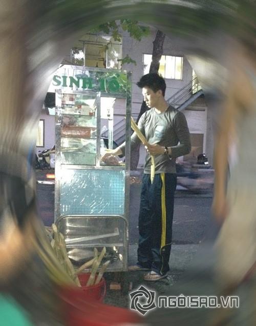 Gia cảnh khốn khó của mỹ nam showbiz Việt 0