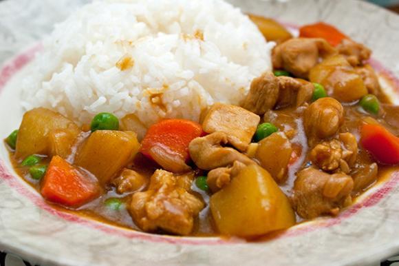 cà ri chay, Vũ Hoàng My, công thức nấu cà ri chay