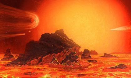 Sóng thần, hủy diệt trái đất, ngày tận thế, Hành tinh X