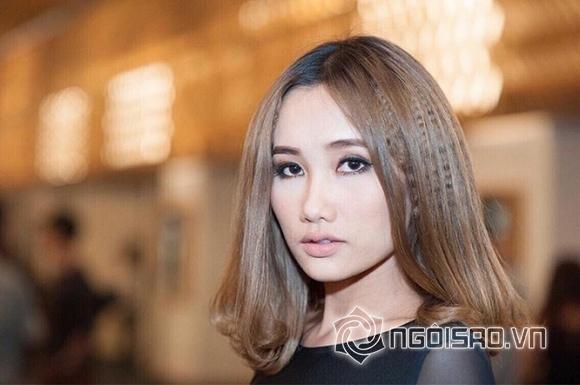 Hoa khôi Huỳnh Thi hội ngộ cùng Á khôi Jessi Phan tại Pops Awards 2016