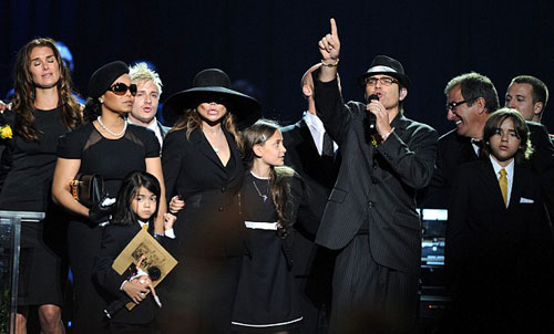 Con trai Michael Jackson chia sẻ: 0