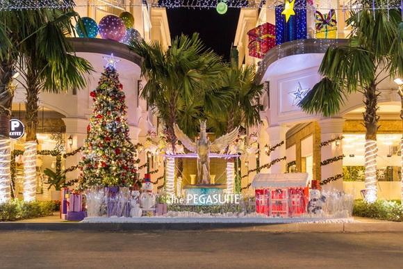 Địa điểm đón Noel đẹp