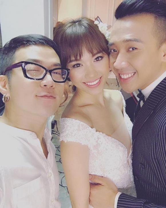 Tiến Đạt khi Hari Won sắp cưới  2