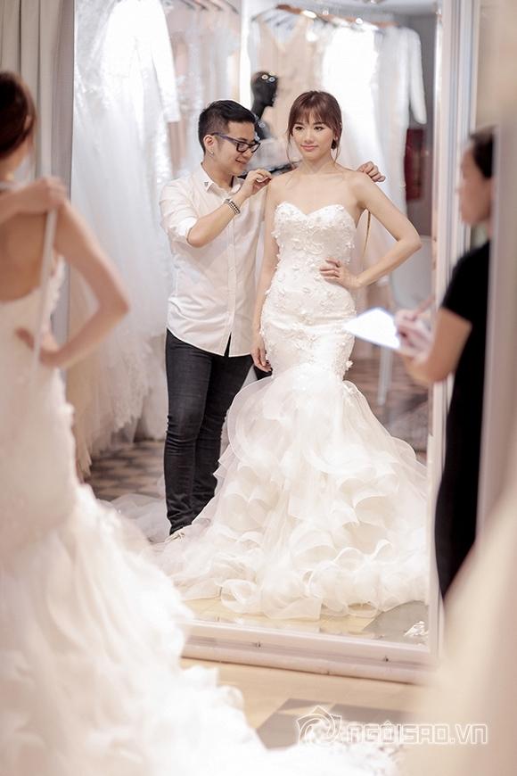 Bộ ảnh cưới của trấn thanh và hari won