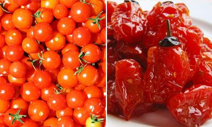 Công thức làm mứt cà chua bi cực ngon, cực đẹp