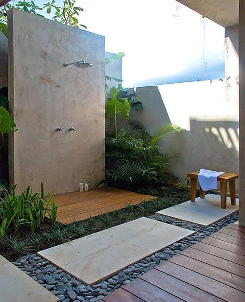 mẫu  phòng tắm, phòng tắm thiên nhiên, thiết kế phòng tắm tự nhiên, mẫu nhà đẹp