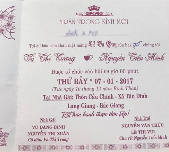 Chân dung vợ sắp cưới xinh như hot girl của VĐV cầu lông Nguyễn Tiến Minh