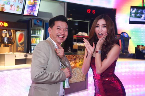 Khánh My, diễn viên Khánh My, Á hậu Hoàng Oanh, sao Việt