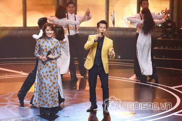 Nhật Thủy trên sân khấu Giai điệu tự hào 4