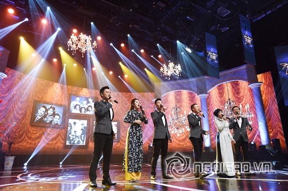 Nhật Thủy trên sân khấu Giai điệu tự hào 7