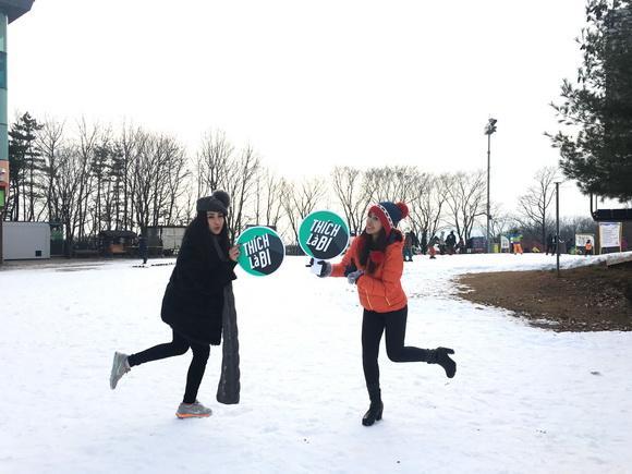 du lịch Hàn Quốc, du lịch Hàn Quốc vào mùa đông, Hàn Quốc