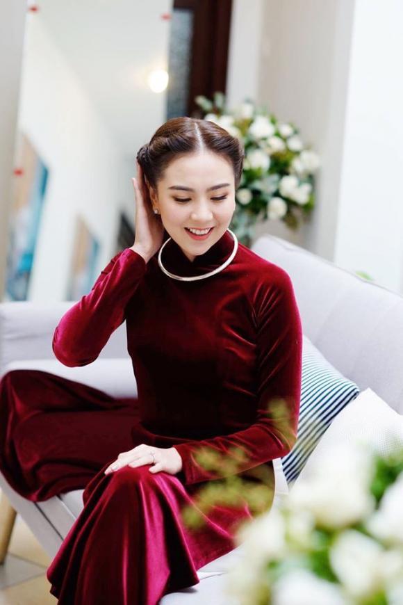 áo dài tết 14