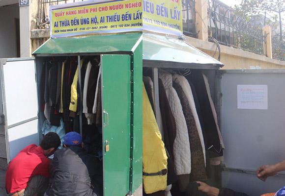 đời sống trẻ,áo quần miễn phí,hỗ trợ người nghèo