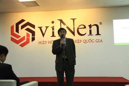 Đinh Văn Hiến, Giá sư - Tiến sĩ Đinh Văn Hiến, Công ty DKNEC
