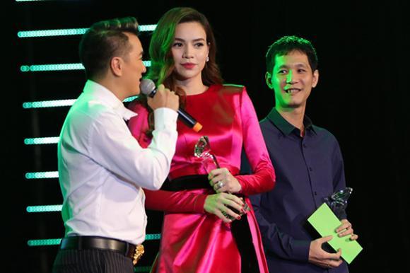 Hồ Ngọc Hà, ca sĩ Hồ Ngọc Hà, làn sóng xanh, sao Việt